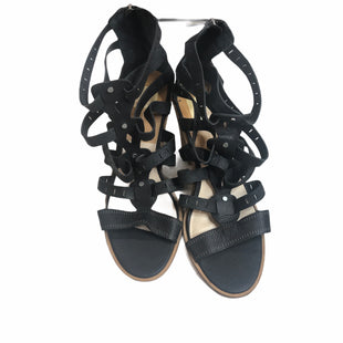 Primary Photo - BRAND: DOLCE VITA STYLE: SANDALS HIGH COLOR: BLACK SIZE: 10 SKU: 299-29929-56841