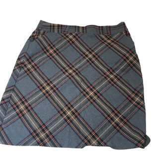 Primary Photo - BRAND: CATO STYLE: SKIRT COLOR: PLAID SIZE: 10 SKU: 299-29929-46647