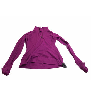 Primary Photo - BRAND: LULULEMON STYLE: ATHLETIC TOP COLOR: PURPLE SIZE: XS SKU: 299-29929-58578