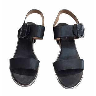 Primary Photo - BRAND: TOMMY HILFIGER STYLE: SANDALS LOW COLOR: BLACK SIZE: 10 SKU: 299-29929-60530