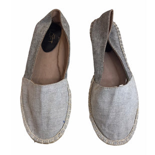 Primary Photo - BRAND: ANN TAYLOR LOFT STYLE: SHOES FLATS COLOR: GREY SIZE: 9.5 SKU: 299-29929-58648