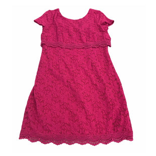 Primary Photo - BRAND: LAUNDRY STYLE: DRESS SHORT SHORT SLEEVE COLOR: FUSCHIA SIZE: 8 SKU: 299-29929-57807