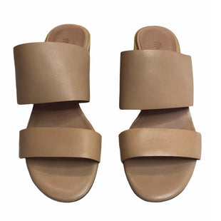 Primary Photo - BRAND: MADEWELL STYLE: SANDALS LOW COLOR: CAMEL SIZE: 7 SKU: 299-29950-12010