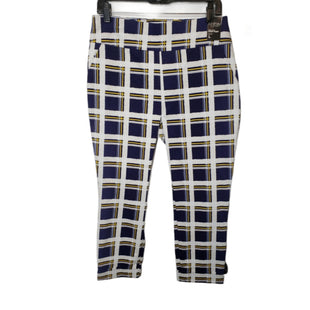 Primary Photo - BRAND: NEW YORK AND CO STYLE: PANTS COLOR: PLAID SIZE: L OTHER INFO: NEW! SKU: 299-29986-69