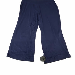 Primary Photo - BRAND: SUNDAY STYLE: CAPRIS COLOR: NAVY SIZE: 1X SKU: 299-29950-9302