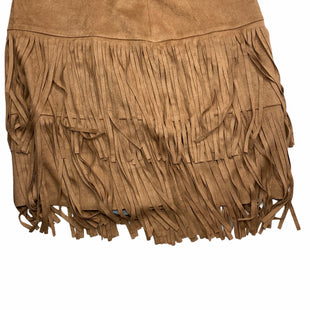 Primary Photo - BRAND: AQUA STYLE: SKIRT COLOR: TAN SIZE: L OTHER INFO: NEW! SKU: 299-29929-47485
