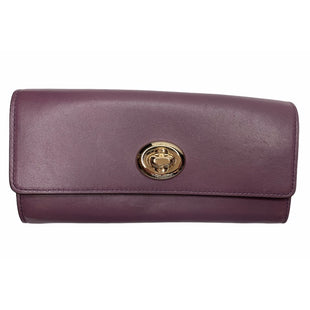 Primary Photo - BRAND: COACH STYLE: WALLET COLOR: LAVENDER SIZE: LARGE SKU: 299-29929-39734