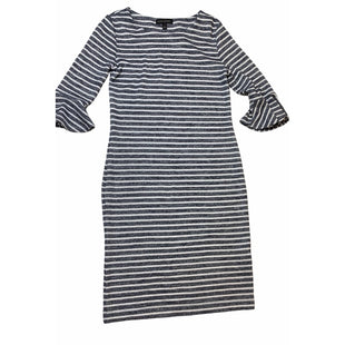 Primary Photo - BRAND: BANANA REPUBLIC STYLE: DRESS SHORT SHORT SLEEVE COLOR: STRIPED SIZE: 2 SKU: 299-29929-54320