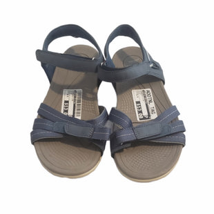 Primary Photo - BRAND: EARTH ORIGINS STYLE: SANDALS LOW COLOR: BLUE SIZE: 9.5 SKU: 299-29929-60079