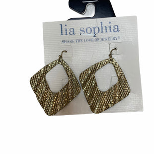 Primary Photo - BRAND: LIA SOPHIA JEWELRY STYLE: EARRINGS SKU: 299-29929-53438
