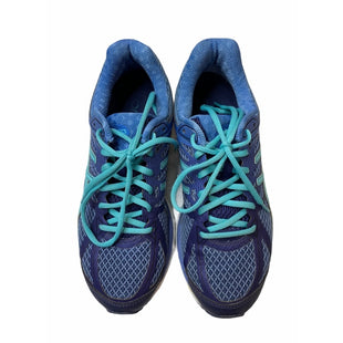 Primary Photo - BRAND: ASICS STYLE: SHOES ATHLETIC COLOR: BLUE SIZE: 8.5 SKU: 299-29929-54114