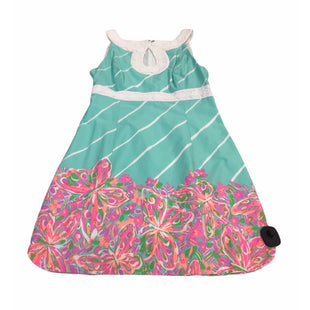 Primary Photo - BRAND: LILLY PULITZER STYLE: DRESS SHORT SLEEVELESS COLOR: PRINT SIZE: 6 SKU: 299-29987-126