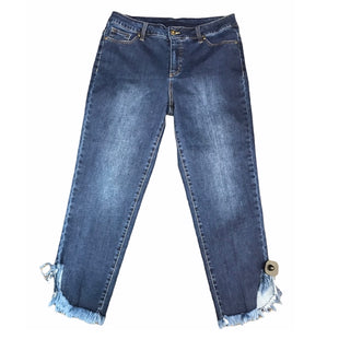 Primary Photo - BRAND:    SLIM-SATIONSTYLE: JEANS COLOR: DENIM SIZE: 12 SKU: 299-29929-56516
