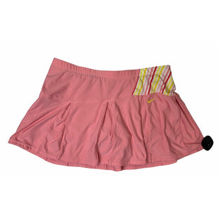 Primary Photo - BRAND: NIKE APPAREL STYLE: ATHLETIC SKIRT SKORT COLOR: MELON SIZE: M SKU: 299-29911-25306