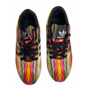Primary Photo - BRAND: ADIDAS STYLE: SHOES ATHLETIC COLOR: MULTI SIZE: 7 SKU: 299-29929-56409
