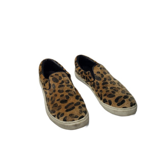 Primary Photo - BRAND:    CLOTHES MENTOR STYLE: SHOES FLATS COLOR: ANIMAL PRINT SIZE: 9.5 SKU: 299-29950-11807