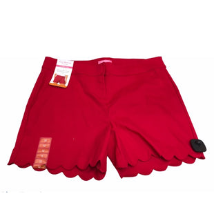 Primary Photo - BRAND: ISAAC MIZRAHI STYLE: SHORTS COLOR: RED SIZE: 12 OTHER INFO: NEW! SKU: 299-29929-47550