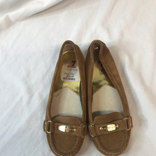 Primary Photo - BRAND: MICHAEL BY MICHAEL KORS STYLE: SHOES FLATS COLOR: TAN SIZE: 7 SKU: 299-29929-43968