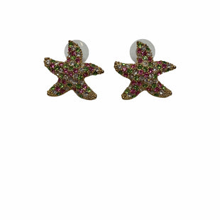 Primary Photo - BRAND:    CLOTHES MENTOR STYLE: EARRINGS COLOR: MULTI OTHER INFO: FORNASH - STARFISH SKU: 299-29974-1559