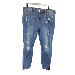 Primary Photo - BRAND: BOUTIQUE + STYLE: JEANS COLOR: DENIM SIZE: 16 SKU: 299-29929-57357
