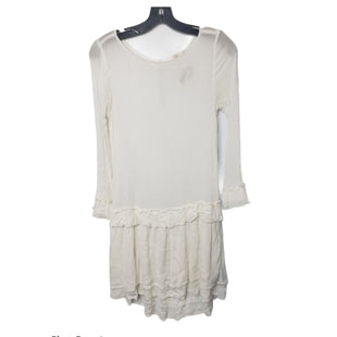Primary Photo - BRAND: H&M STYLE: DRESS SHORT LONG SLEEVE COLOR: WHITE SIZE: 6 SKU: 299-29929-58473