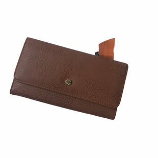 Primary Photo - BRAND:    CLOTHES MENTOR STYLE: WALLET COLOR: BROWN SIZE: MEDIUM SKU: 299-29929-46295