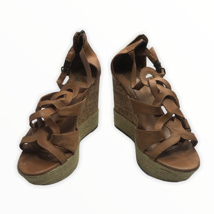 Primary Photo - BRAND: DOLCE VITA STYLE: SANDALS HIGH COLOR: TAN SIZE: 8 SKU: 299-29968-1909