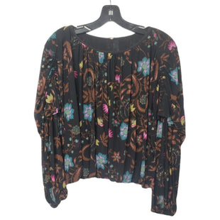 Primary Photo - BRAND: FREE PEOPLE STYLE: TOP LONG SLEEVE COLOR: FLORAL SIZE: XS SKU: 299-29950-12100