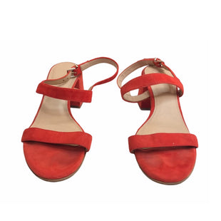 Primary Photo - BRAND: GIANNI BINISTYLE: SANDALS HIGH SIZE: 8 SKU: 299-29929-55626