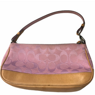 Primary Photo - BRAND: COACH STYLE: WRISTLET COLOR: PINK SKU: 299-29950-9217