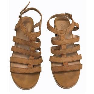 Primary Photo - BRAND: FRANCO SARTO STYLE: SANDALS LOW COLOR: CAMEL SIZE: 8.5 SKU: 299-29929-54930