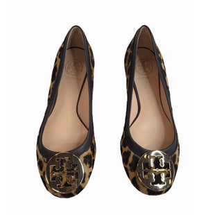 Primary Photo - BRAND: TORY BURCH STYLE: SHOES LOW HEEL COLOR: ANIMAL PRINT SIZE: 6 SKU: 299-29929-58508