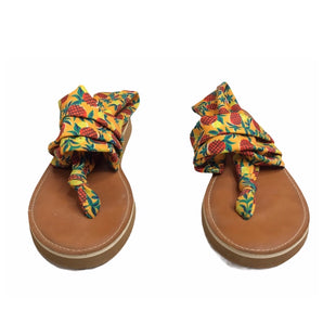 Primary Photo - BRAND: DIRTY LAUNDRY STYLE: SANDALS LOW COLOR: TROPICAL SIZE: 10 SKU: 299-29929-55452