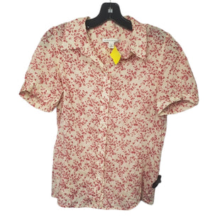 Primary Photo - BRAND: BANANA REPUBLIC STYLE: TOP SHORT SLEEVE COLOR: PRINT SIZE: M SKU: 299-29929-59071
