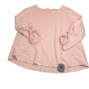 Primary Photo - BRAND: CHICOS STYLE: TOP LONG SLEEVE COLOR: PEACH SIZE: L SKU: 299-29929-53556