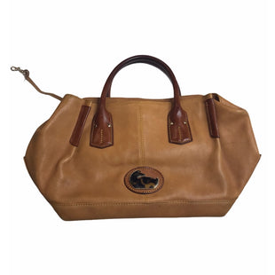 Primary Photo - BRAND: DOONEY AND BOURKE STYLE: HANDBAG DESIGNER COLOR: ANIMAL PRINT SIZE: MEDIUM SKU: 299-29929-57758