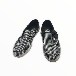 Primary Photo - BRAND: VANS STYLE: SHOES ATHLETIC COLOR: CHECKED SIZE: 7.5 OTHER INFO: NO LACES SKU: 299-29929-50227