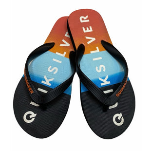 Primary Photo - BRAND: QUICKSILVER STYLE: FLIP FLOPS COLOR: MULTI SIZE: 7 SKU: 299-29929-56426