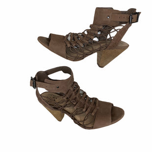Primary Photo - BRAND: VINCE CAMUTO STYLE: SANDALS HIGH COLOR: BROWN SIZE: 6.5 SKU: 299-29929-53537