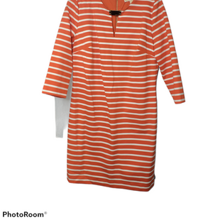 Primary Photo - BRAND: MICHAEL BY MICHAEL KORS STYLE: DRESS SHORT LONG SLEEVE COLOR: STRIPED SIZE: L SKU: 299-29950-11654
