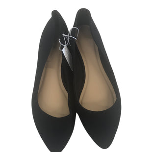 Primary Photo - BRAND: OLD NAVY STYLE: SHOES FLATS COLOR: BLACK SIZE: 10 OTHER INFO: NEW! SKU: 299-29950-11745