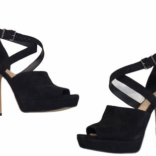 Primary Photo - BRAND: GIANNI BINI STYLE: SANDALS HIGH COLOR: BLACK SIZE: 7.5 SKU: 299-29929-59242
