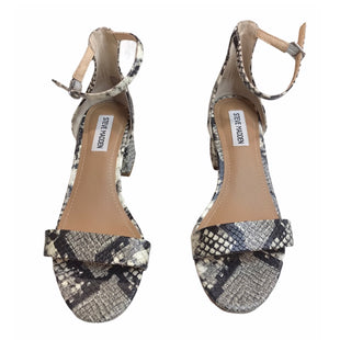 Primary Photo - BRAND: STEVE MADDEN STYLE: SANDALS LOW COLOR: SNAKESKIN PRINT SIZE: 7 SKU: 299-29950-11455