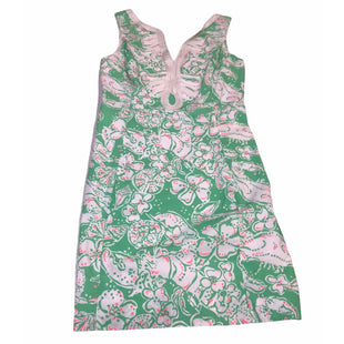 Primary Photo - BRAND: LILLY PULITZER STYLE: DRESS SHORT SLEEVELESS COLOR: PRINT SIZE: 4 SKU: 299-29987-127