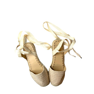 Primary Photo - BRAND: CROWN AND IVY STYLE: SHOES FLATS COLOR: IVORY SIZE: 9 OTHER INFO: NEW! SKU: 299-29929-45496•NEW WITHOUT BOX.