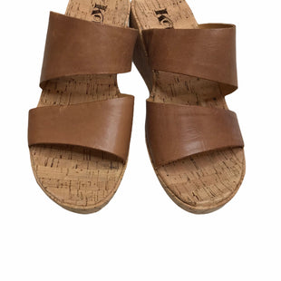 Primary Photo - BRAND: KORKS STYLE: SANDALS LOW COLOR: CAMEL SIZE: 7 SKU: 299-29950-10866