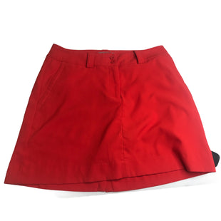 Primary Photo - BRAND: NIKE STYLE: ATHLETIC SKIRT SKORT COLOR: CORAL SIZE: 4 SKU: 299-29974-1909