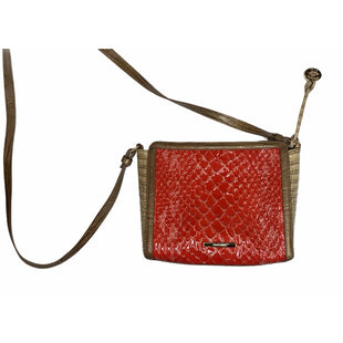 Primary Photo - BRAND: BRAHMIN STYLE: HANDBAG DESIGNER COLOR: ANIMAL PRINT SIZE: MEDIUM SKU: 299-29929-52518