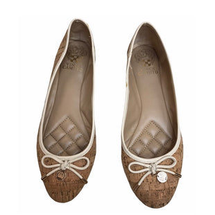 Primary Photo - BRAND: VINCE CAMUTO STYLE: SHOES FLATS COLOR: TAN SIZE: 8 SKU: 299-29950-11114