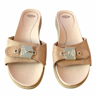 Primary Photo - BRAND: DR SCHOLLS STYLE: SANDALS LOW COLOR: CAMEL SIZE: 8 SKU: 299-29987-749